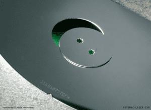 High-Speed-Laser-Machining