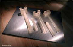 CryoPop 3D Parts manufactured by Potomac Photonics for Jhpiego.