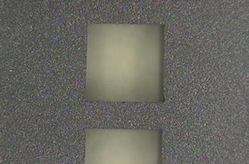 1500um-square-Exit-in-Silicon-Wafer-30X