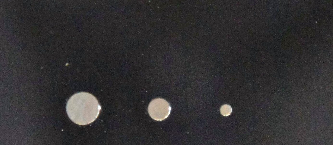 Drilling Holes In Silicon Wafers Laser Micromachining