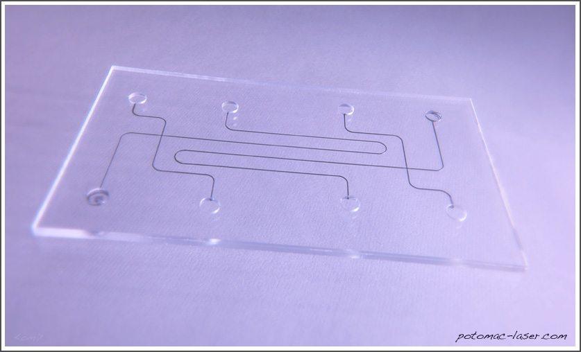 Custom Microfluidic Chips Potomac Photonics Fablab Examples