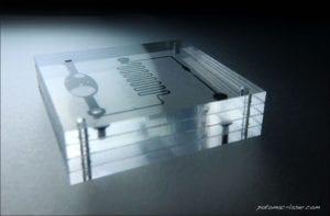 Microfluidic Device Fabrication - 5 layer microfluidic device