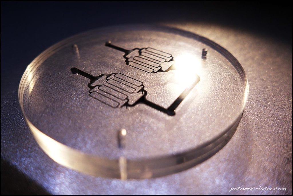 Rapid Microfluidic Device Fabrication Potomac Photonics
